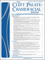 The Cleft Palate-Craniofacial Journal